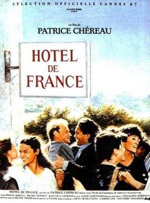 Hôtel de France - Film poster