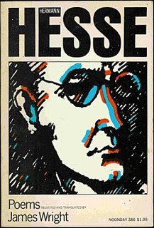<i>Poems</i> (Hesse collection) collection of poems by Hermann Hesse