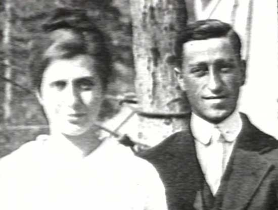 Harold and Aimee Semple McPherson