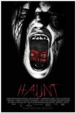Haunt (film) - Image: Haunt 2013horrorfilmposter Carter