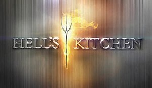 Hell's Kitchen (UK TV series) - Image: Hells Kitchen UK 2009 Logo