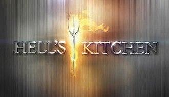 Hell's Kitchen (UK TV series) - Image: Hells Kitchen UK 2009 Logo