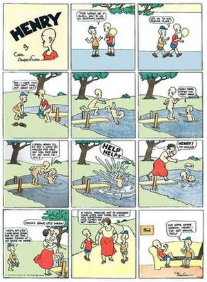 Henry (comics) - Image: Henry 44