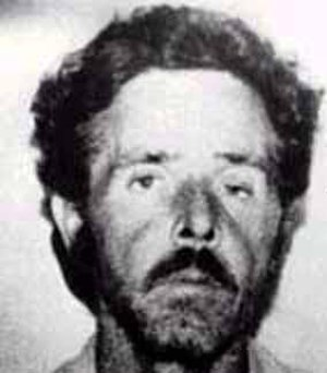 Henry Lee Lucas - Police mug shot of Lucas.