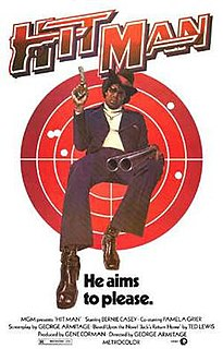 <i>Hit Man</i> (1972 film) 1972 film by George Armitage