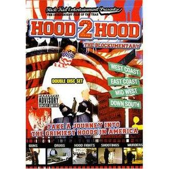Hood 2 Hood: The Blockumentary - DVD cover