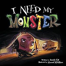 Monster The Book