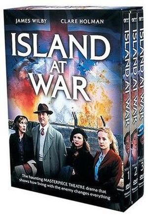 Island at War - Image: Islandat War DVD