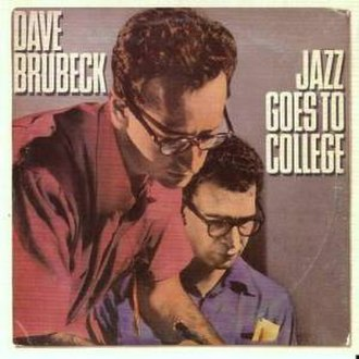 Jazz Goes to College - Image: Jazz Goesto College