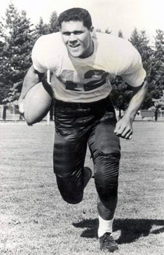 History of Oregon State Beavers football - Joe Francis won the Pop Warner Trophy in 1957