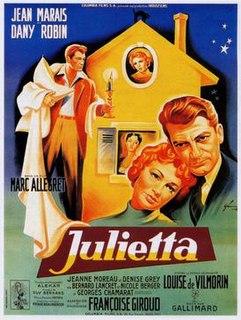 1953 film by Marc Allégret