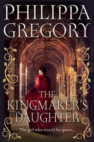 The Kingmaker's Daughter - First UK edition cover