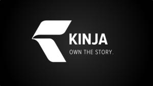 Kinja - Image: Kinja logo