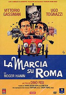 <i>March on Rome</i> (film) 1962 film by Dino Risi