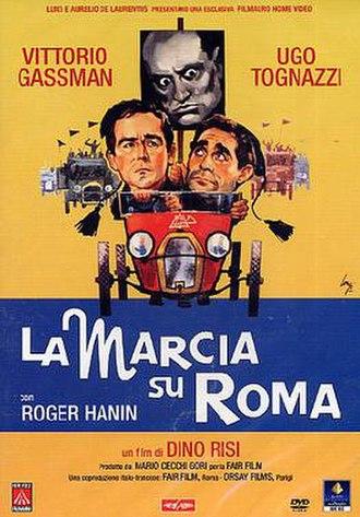 March on Rome (film) - Image: La marcia su Roma Risi