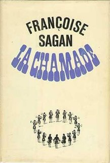 book by Françoise Sagan