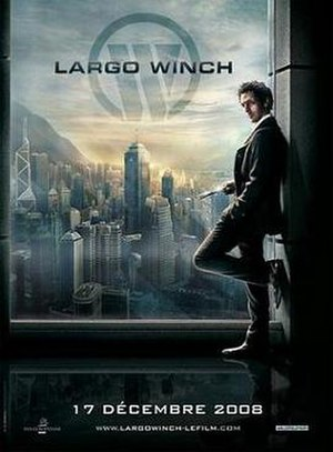 Largo Winch (film) - French promotional poster