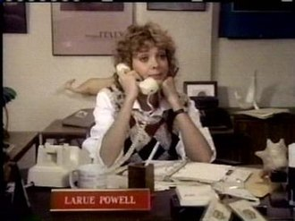 Larue Wilson - Anne Lockhart as Larue Powell in Gidget's Summer Reunion.