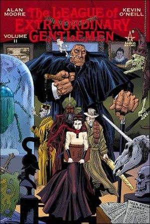 The League of Extraordinary Gentlemen, Volume II - Cover