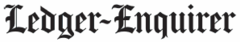 Ledger enquirer word logo.png
