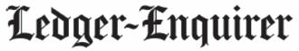 Ledger-Enquirer - Image: Ledger enquirer word logo