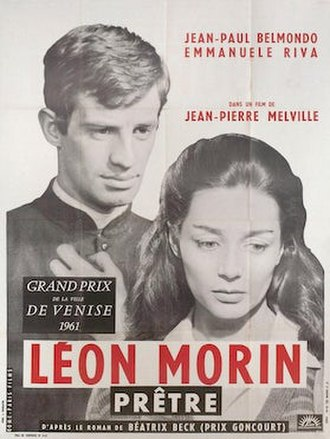 Léon Morin, Priest - Film poster