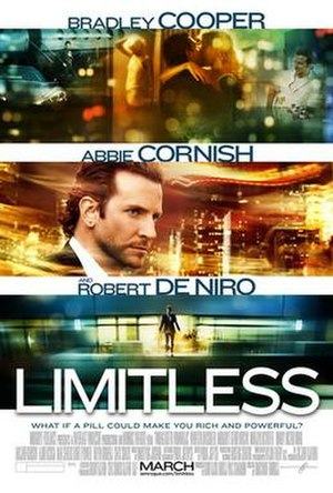 Limitless (film) - Image: Limitless Poster
