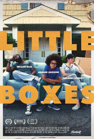 Little Boxes (film) - Theatrical release poster