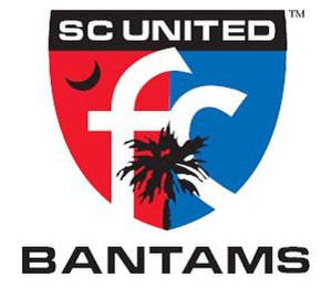 SC United Bantams - Image: Logo for SC United Bantams (PDL franchise)