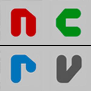 Nederlandse Christelijke Radio Vereniging - NCRV logo