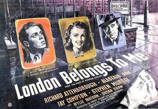 <i>London Belongs to Me</i> 1948 film by Sidney Gilliat