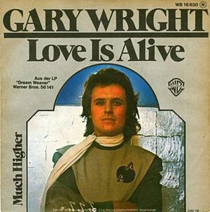 Love Is Alive (Gary Wright song) - Image: Love Is Alive Gary Wright