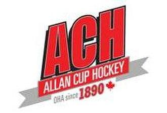 Allan Cup Hockey - Image: MLH logox 480
