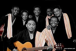 Mahaleo super group of musicians from Madagascar in 2007.jpg