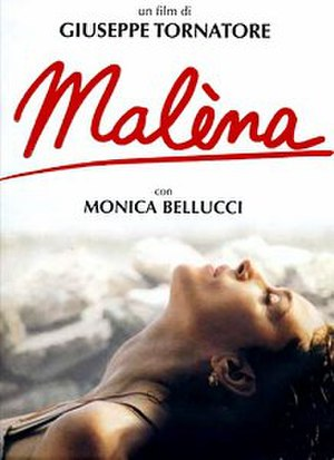 Malèna - Alternate film poster
