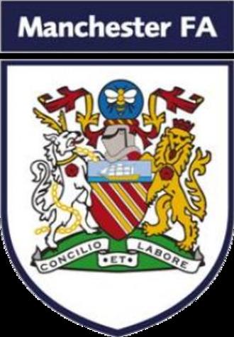 Manchester Football Association - Image: Manchester FA Logo