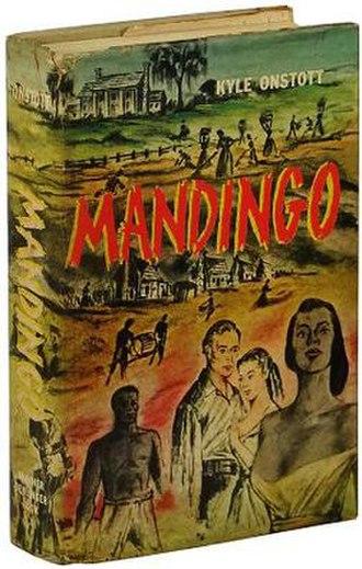 Mandingo (novel) - First edition