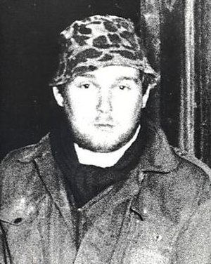 Hungerford massacre - Image: Mass Murderer Michael Ryan