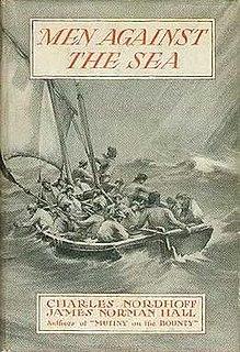 <i>Men Against the Sea</i>