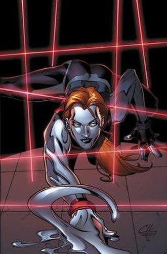 Mercury (Marvel Comics) - Image: Mercuryprofile