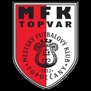 MFK Topvar Topoľčany - Image: Mfk topolcany