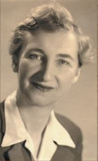 Mildred Fahrni Canadian activist