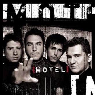 Motel (Motel album) - Image: Motel portada