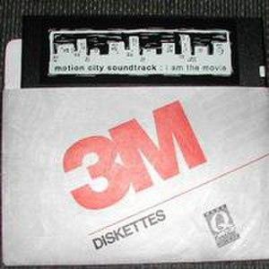 I Am the Movie - Image: Motion City Soundtrack I Am the Movie original cover