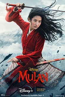 Mulan 2020 Film Wikipedia