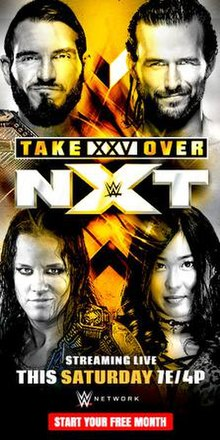 NXT TakeOver 25 poster.jpg