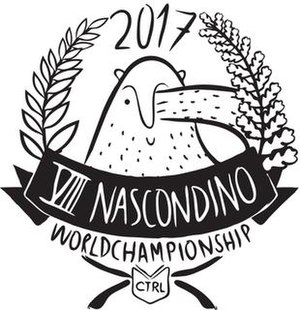 Hide and Seek World Championship - Official Logo
