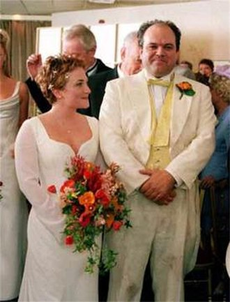 Natalie Evans - Barry and Natalie marry (1999)