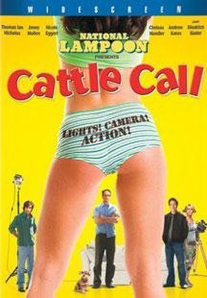 Cattle Call - DVD cover