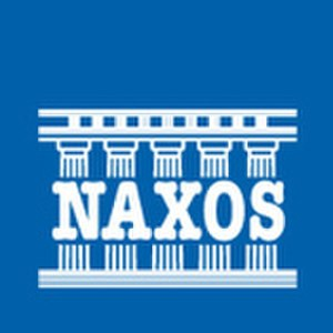 Naxos Records - Image: Naxos Records logo